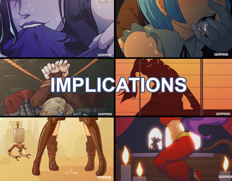 Animate Cartoons Film Porn Blog derpixon's new animated short: implications