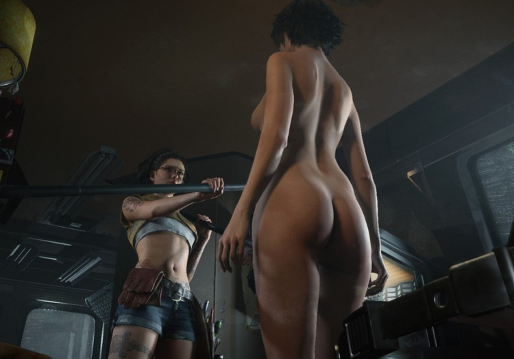 Devil May Cry 5 Nude Mod Coming