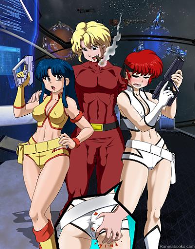 Ranmabooks the hentai zone part