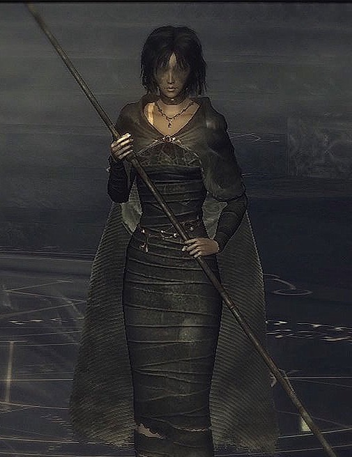 Maiden In Black Is The Best Souls Girl